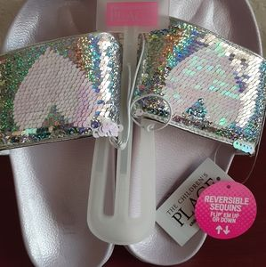 CHILDREN PLACE Sandals girls size 1 new with tag